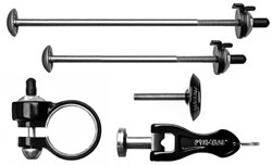Pinhead 4 Pack Lock Skewer Set