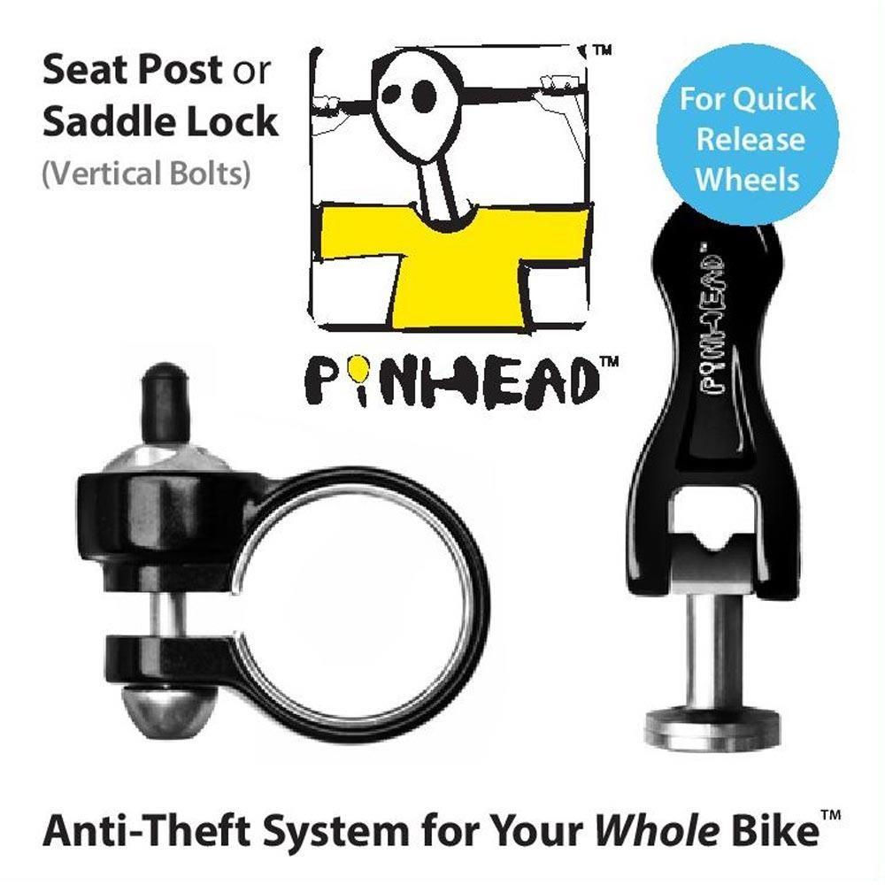 Pinhead Seatpost/Saddle Lock QR | Seat posts