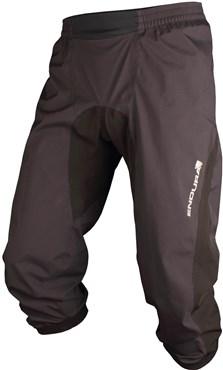 Endura Helium 3/4 Waterproof Cycling Trousers AW17