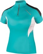 Endura Hummvee Lite Womens Short Sleeve Cycling Jersey SS17
