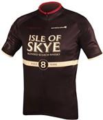 Endura Isle Of Skye Whisky Short Sleeve Cycling Jersey