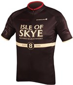 Endura Isle Of Skye Whisky Short Sleeve Cycling Jersey