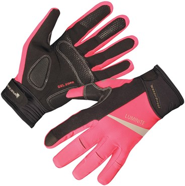 Endura Luminite Womens Long Finger Cycling Gloves AW17