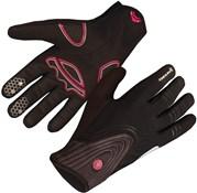 Endura Windchill Womens Long Finger Cycling Gloves