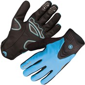 Product image for Endura Windchill Womens Long Finger Cycling Gloves