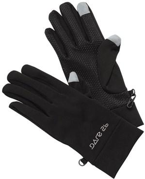 Dare2B Softshell Smart Long Finger Cycling Gloves