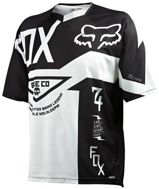Fox Clothing Demo Short Sleeve Cycling Jersey