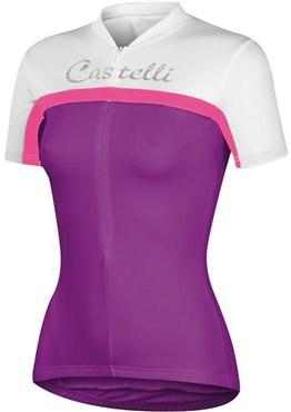 Castelli Promessa Womens Short Sleeve Jersey