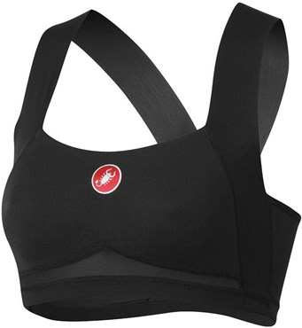 Castelli Rosso Corsa Womens Light Bra