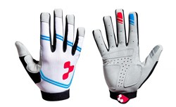 Cube Race Long Finger Cycling Gloves