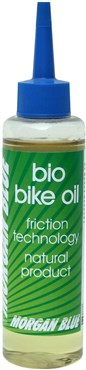 Morgan Blue Bio Bike Oil Friction Technology
