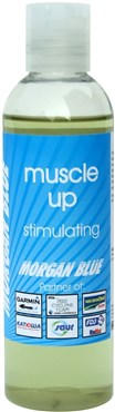 Morgan Blue Muscle Up Oil