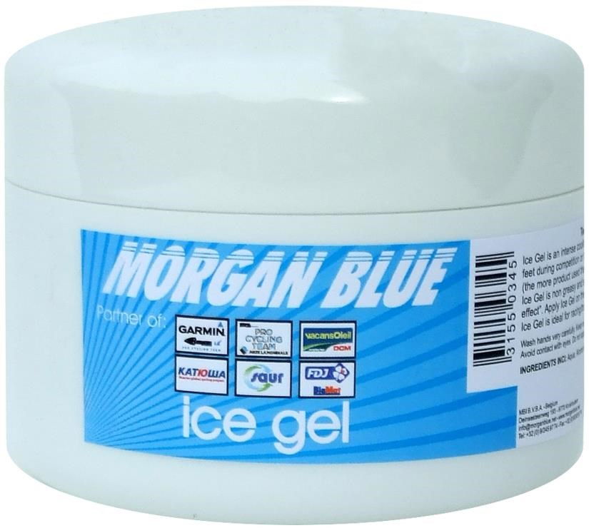 Morgan Blue Ice Gel | Body maintenance