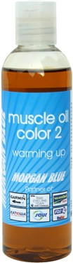 Morgan Blue Muscle Oil Color 2