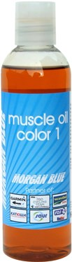 Morgan Blue Muscle Oil Color 1