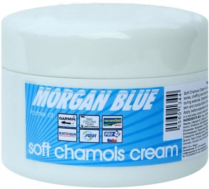 Morgan Blue Chamois Cream Soft