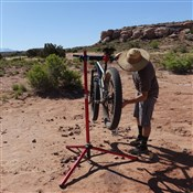 Feedback Sports Pro Elite Repair Stand
