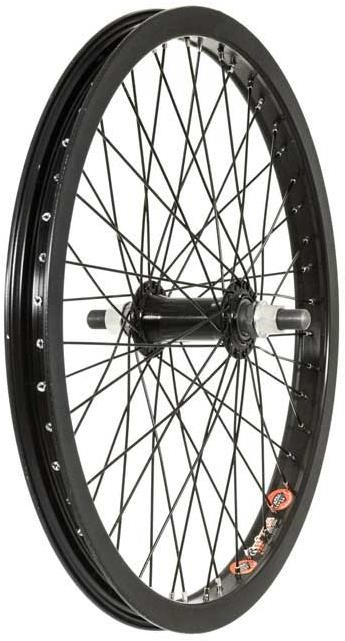 DiamondBack Front Alloy Low Flange 14mm BMX Wheel | Wheelset