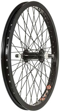 DiamondBack Front Alloy Low Flange 14mm BMX Wheel