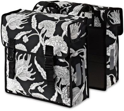 Basil Blossom Botanica Double Pannier Bags