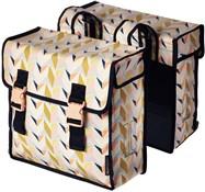 Basil Wanderlust Double Pannier Bags