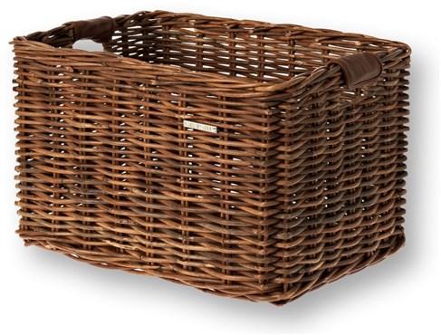 Basil Dorset Luxury Rattan Front Basket