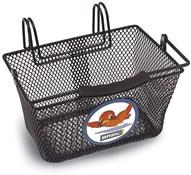 Basil Tivoli Junior Hook-On Handlebar Basket w/ Animal Motif