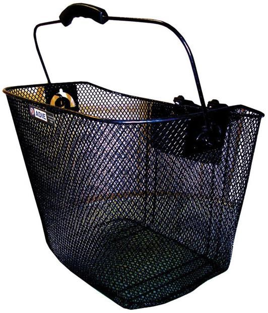 Adie Mesh Basket With Snap Fit Quick Release Fixing Bracket | Quick release