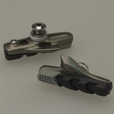 Aztec Road System Plus Race Brake Blocks Lightweight Holder | Bremseskiver og -klodser