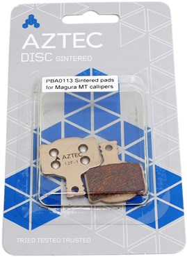 Aztec Sintered Disc Brake Pads For Magura MT | Bremseskiver og -klodser