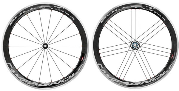 Campagnolo Bullet Ultra Dark Label Cult Road Wheelset