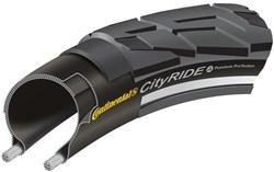 Continental City Ride II Reflective 700c Hybrid Tyre