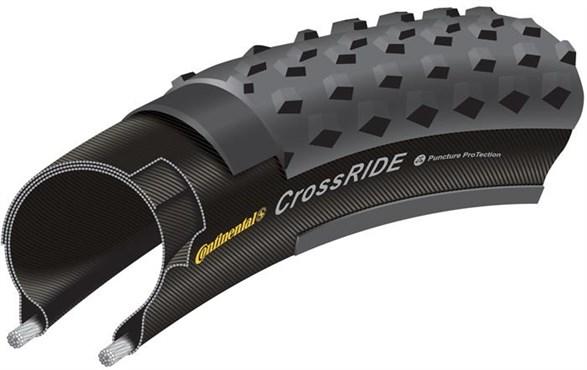 Continental CrossRide 700c Folding Hybrid Tyre