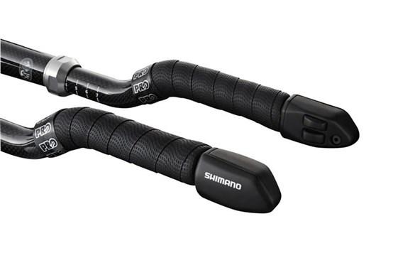 Shimano SW-R671 Di2 Shift Switches for TT/Triathlon, 2 Button Design