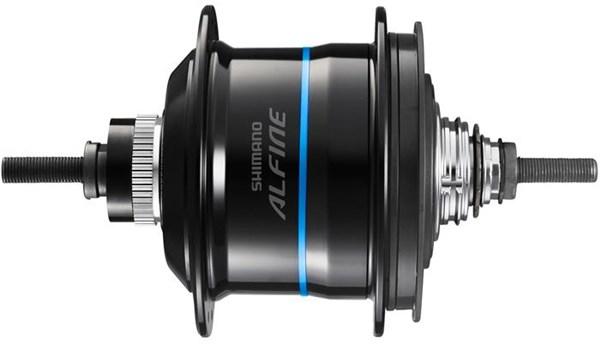 Shimano SG-S705 Alfine Di2 Internal 11 Speed Hub Gear