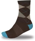 Endura Argyll Cycling Socks - Twin Pack