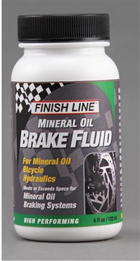 Finish Line Mineral Oil Brake Fluid | polish_and_lubricant_component