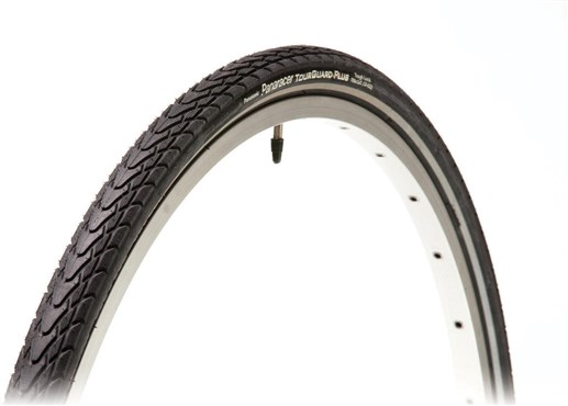 Panaracer Tour Guard Plus 700c Hybrid Tyre | Dæk