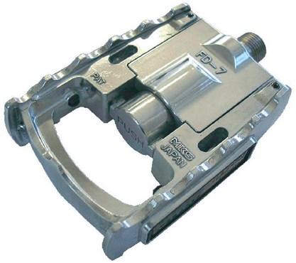 MKS FD-7 Folding Pedals | Pedaler