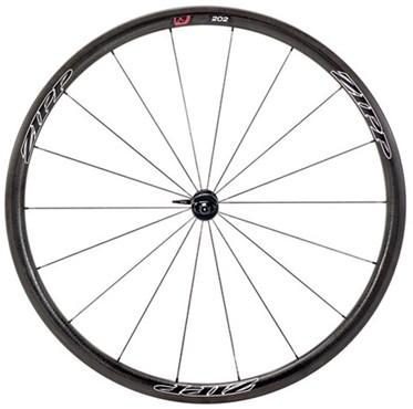Zipp 202 Tubular Front Road Wheel