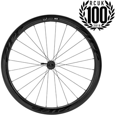 Zipp 303 Firecrest Carbon Clincher Front Road Wheel
