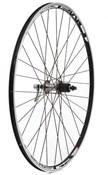Tru-Build 700c Cyclocross Disc Rear Wheel Mach1 Omega Rim 6 Bolt QR Disc Hub 8/9spd