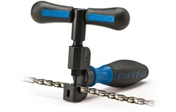 Park Tool CT4.3 - Master Chain Tool with Peening Anvil for 5-11 Speed Chains
