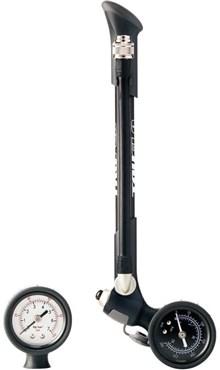 Truflo Single Shot Air Fork - Shock Pump