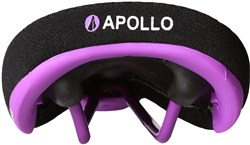 SDG Apollo Cro-Mo Rail Saddle