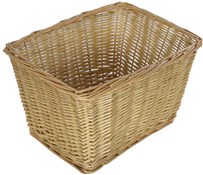 Product image for Oxford Square Shape Full Wicker Cane Basket