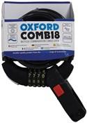 Oxford Cobra Cable Combination Lock