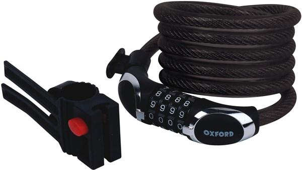 Oxford Viper12 Cable Combination Lock
