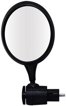 Oxford Bar-End 3 inch Round Mirror