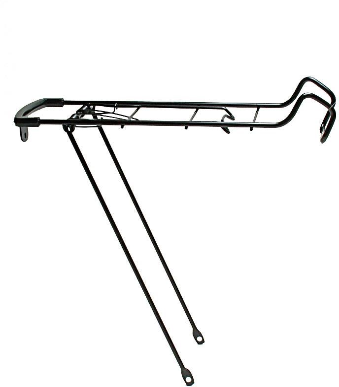 Oxford 26/27 inch Spring Top Steel Luggage Carrier Rear Bike Rack | Car racks